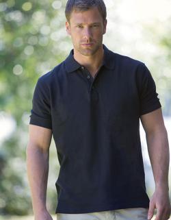 Ultimate Cotton Poloshirt - Waschbar bis 60 °C - bis 4XL
