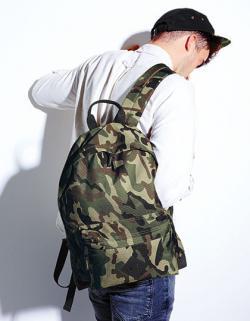 Tarn Rucksack / Camo Backpack | 31 x 42 x 21 cm