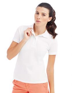 Damen Piqué Poloshirt 100