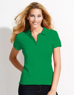 Damen Poloshirt Passion