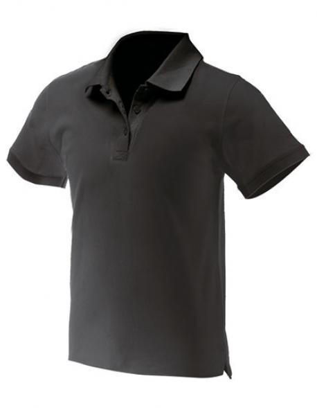 Herren Pique Poloshirt K7