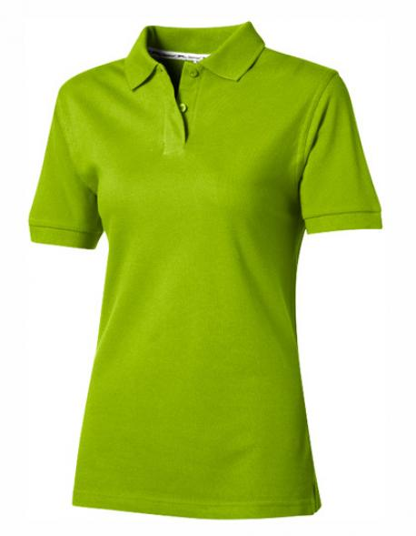 Damen Poloshirt Piqué 100