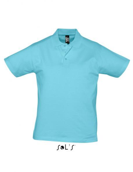 Herren Poloshirt Prescott
