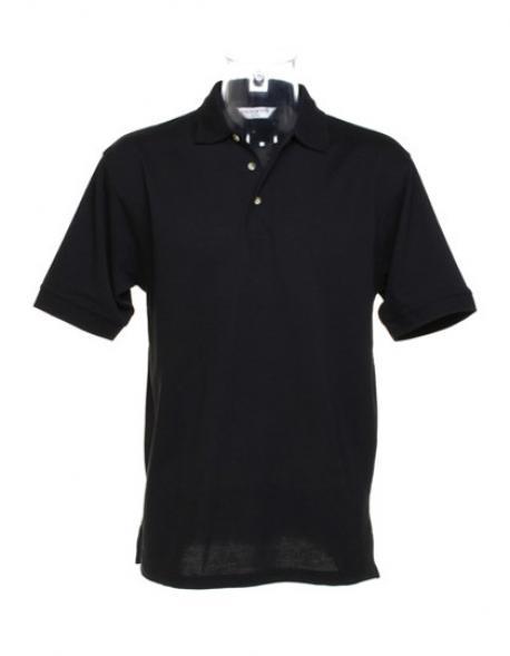 Chunky Herren Poloshirt - Waschbar bis 60°C