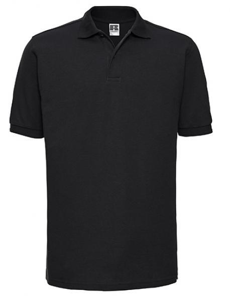 Strapazierfähiges Herren Poloshirt bis 4XL