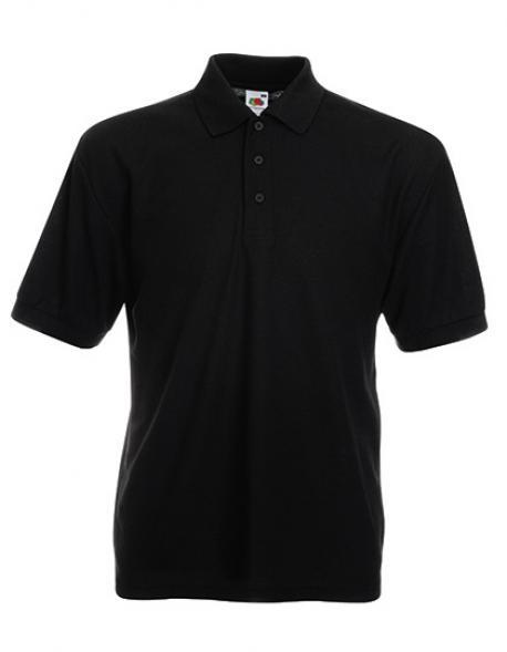 65/35 Piqué Herren Poloshirt