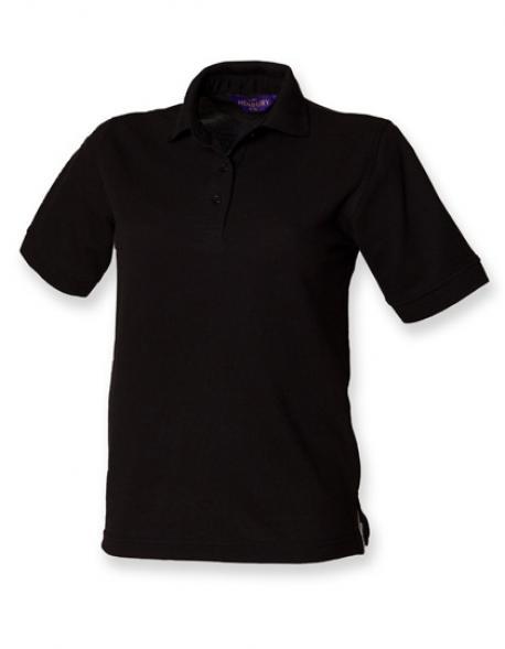 Damen Piqué Poloshirt 65/35