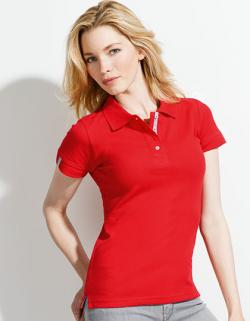Damen Polo Shirt Portland