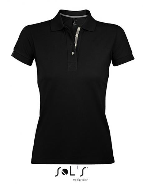 Damen Polo Shirt Portland