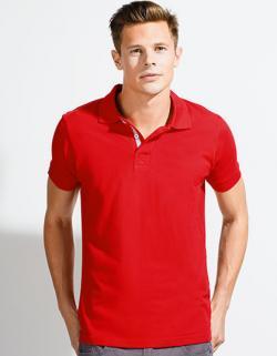 Herren Polo Shirt Portland