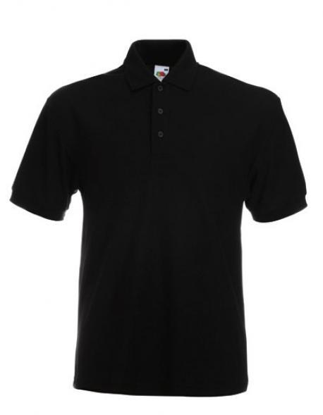 65/35 Heavy Piqué Poloshirt Herren