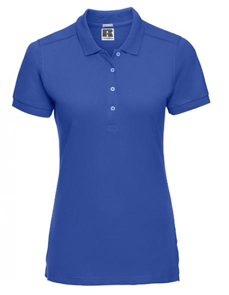 Damen Stretch Poloshirt