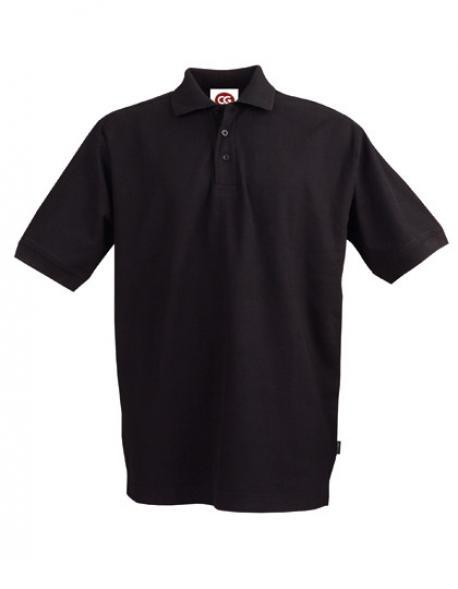 Herrenpoloshirt für Servicekräfte - Waschbar bis 95 °C