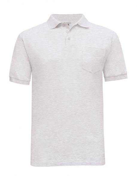 Poloshirt Safran Pocket / Unisex