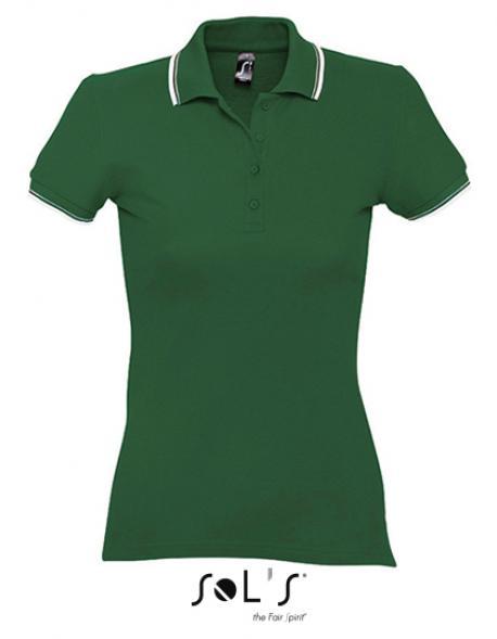 Womens Poloshirt Practice