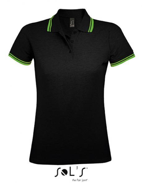 Damen Polo Shirt Pasadena
