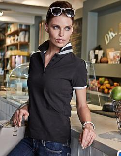 Damen Club Poloshirt