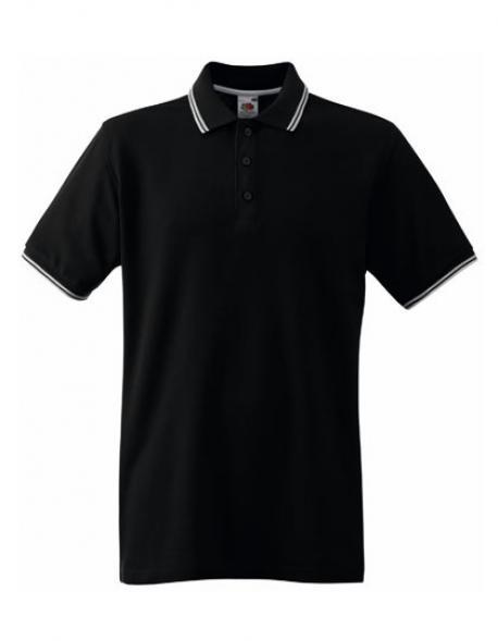 Tipped Poloshirt Herren