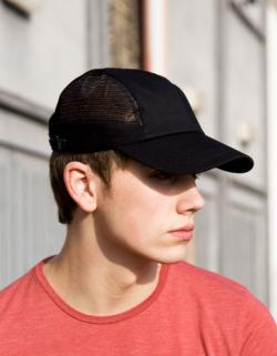 Sport Cap with Side Mesh / Kappe / Mütze / Hut