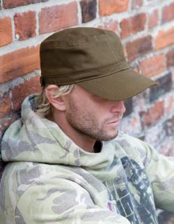 Urban Trooper Fully Lined Cap / Kappe / Mütze