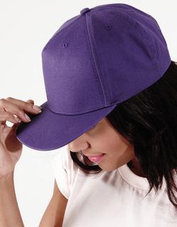 5-Panel Snapback Rapper Cap / Kappe / Mütze / Hut