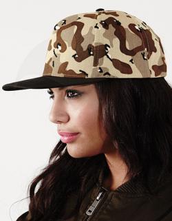 Camo Snapback Cap / Kappe / Mütze