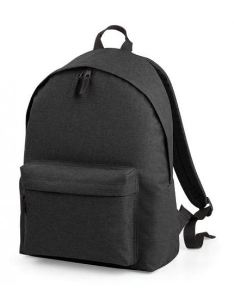 Two-Tone Fashion Backpack / Rucksasck | 31 x 42 x 21 cm