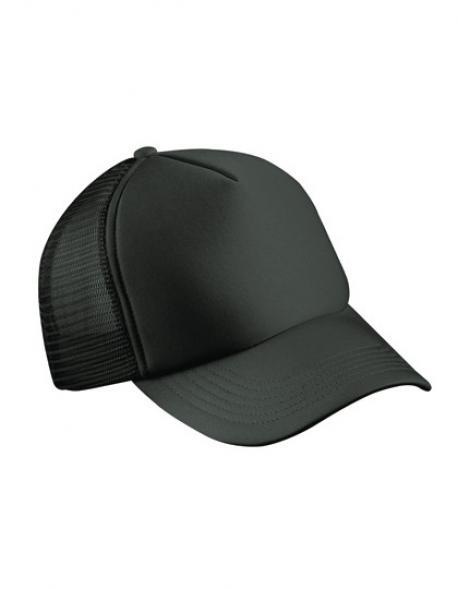 5-Panel Polyester Mesh Cap / Kappe / Mütze / Hut