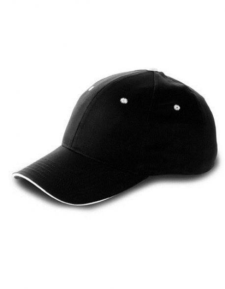 Baseball-Cap mit Klettverschluss / Kappe / Mütze / Hut