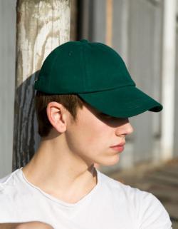 Low Profile Heavy Brushed Cotton Cap / Kappe / Mütze / Hut
