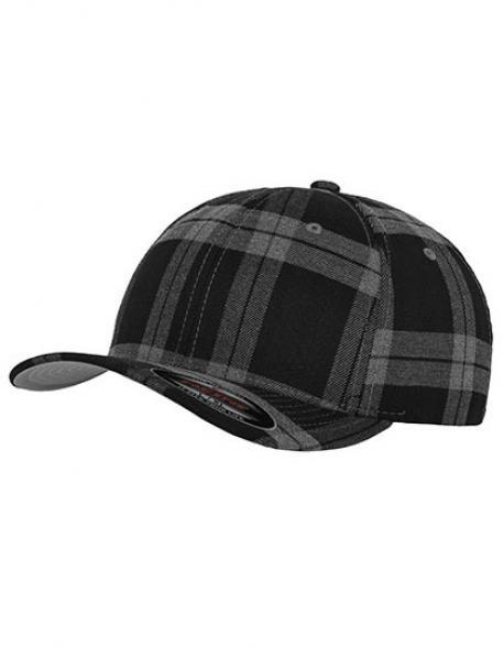 Tartan Plaid Cap / Kappe / Mütze / Hut
