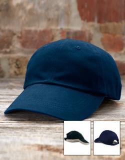 Low-Profile Brushed Twill Cap / Kappe / Mütze / Hut