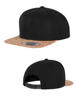 Cork Snapback Cap / Kappe / Mütze / Hut
