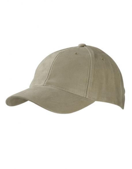 6-Panel Raver Cap laminiert | Kappe | Mütze | Hut