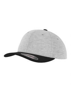 Double Jersey 2-Tone Cap / Kappe / Mütze / Hut