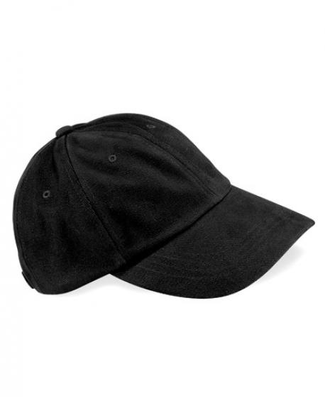 Low Profile Heavy Brushed Cotton Cap / Kappe / Mütze / Hut