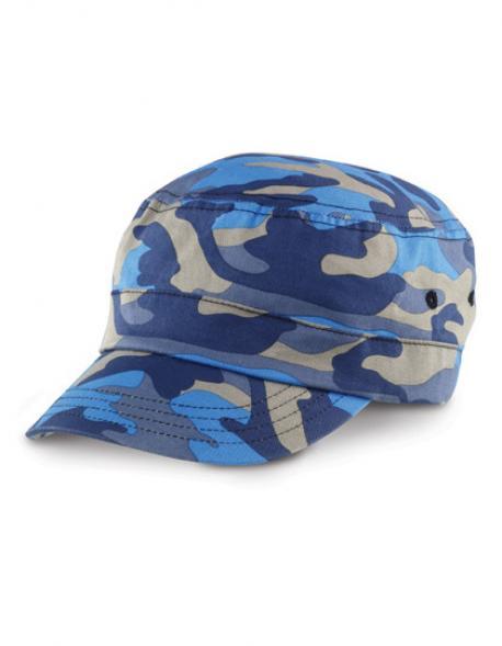 Urban Camo Cap / Kappe / Mütze
