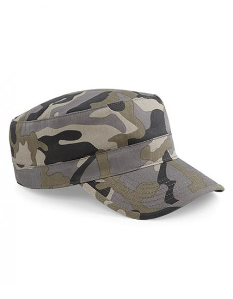 Camo Army Cap / Kappe / Mütze