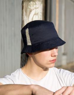 Washed Cotton Bucket Hat / Kappe / Mütze / Hut