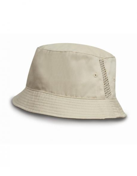 Washed Cotton Bucket Hat / Kappe / Mütze / Hut