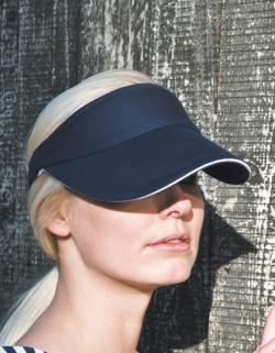 Herringbone Sun Visor Sonnenblende