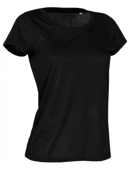 Stedman ST8700 | Damen Sport T Shirt Active Cotton Touch