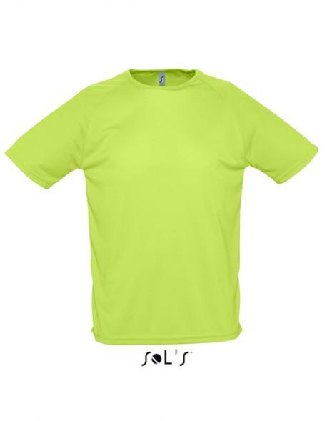 Mens Raglan Sports T-Shirt