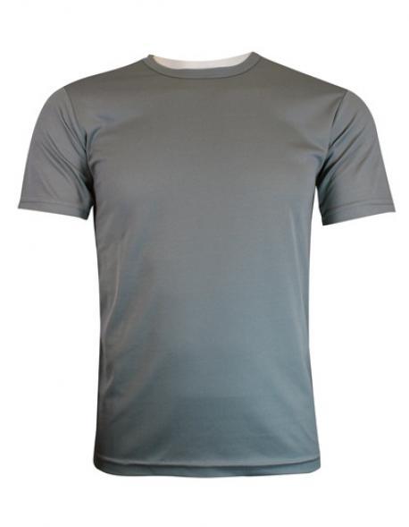 Herren Sport / Funktions T-Shirt + Schnell trocknend