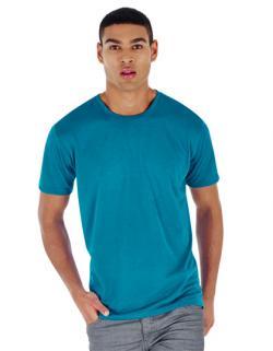 Performance Sport T-Shirt + UV-Schutz + Atmungsaktiv