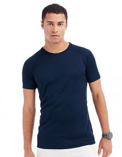 Active 140 Raglan Sport T-Shirt + Active-Dry