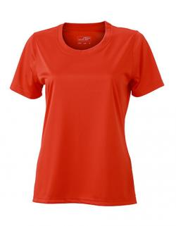 Ladies Active Sport T-Shirt + Atmungsaktiv