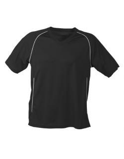 Team Sport T-Shirt + Atmungsaktiv und schnell trocknend
