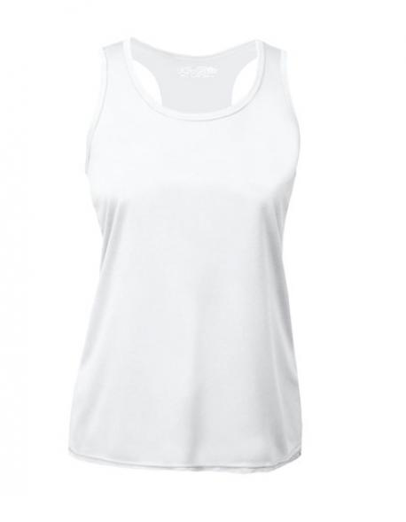 Girlie Cool Tank Top Sport T-Shirt + WRAP zertifiziert