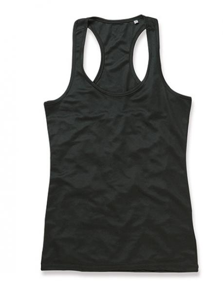 Women Active 140 Tank Top Sport T-Shirt + Active-Dry